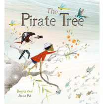 The Pirate Tree by Brigita Orel, 9781911373872
