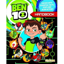 Ben 10 Handbook by Centum Books Ltd, 9781911460206