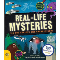 Real-Life Mysteries by Susan Martineau, 9781911509080