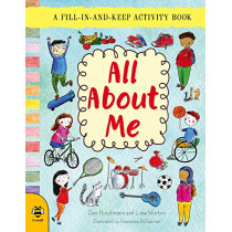 All About Me by Catherine Bruzzone, 9781911509158