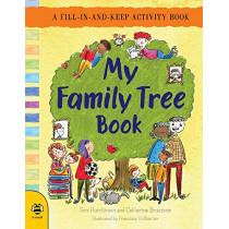 My Family Tree Book by Catherine Bruzzone, 9781911509165
