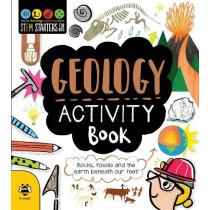 Geology Activity Book by Jenny Jacoby, 9781911509905