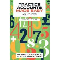 Practice Accounts Made Easy, third edition by Ann Tudor, 9781911510451