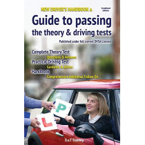 New driver's handbook & guide to passing the theory & driving tests by Malcolm Green, 9781911589938