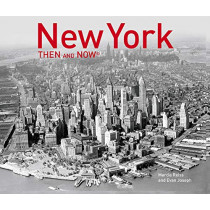 New York Then and Now (R) (2019) by Marcia Reiss, 9781911624769