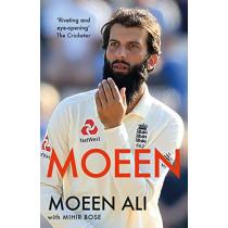 Moeen by Moeen Ali, 9781911630142