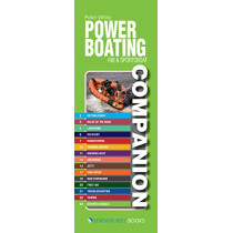 Powerboating Companion: Rib & Sportsboat Companion by Peter White, 9781912177202