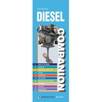 Diesel Companion by Pat Manley, 9781912177950