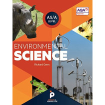 Environmental Science A level AQA Approved by Richard Genn, 9781912190072