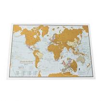 Scratch the World travel: 2017, 9781912203949