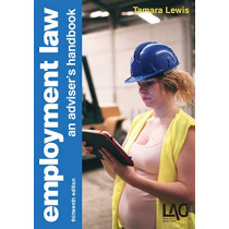 Employment Law: an adviser's handbook by Tamara Lewis, 9781912273300