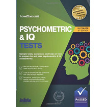 Psychometric & IQ Tests by How2Become, 9781912370641