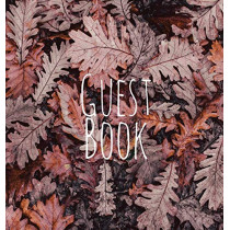 Guest Book, Visitors Book, Guests Comments, Holiday Home, Beach House Guest Book, Comments Book, Nautical Guest Book, Bed & Breakfast, Retreat Centres, Visitor Book, Vacation Home Guest Book, Family Holiday Guest Book (Hardback) by Lollys Publishing,