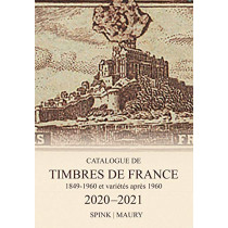 Spink Maury Catalogue de Timbres de France 2020: 123rd Edition, 9781912667147