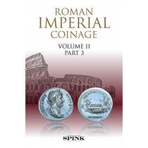 Roman Imperial Coinage Volume II, Part 3: From AD 117 to AD 138 - Hadrian by Richard Abdy, 9781912667185