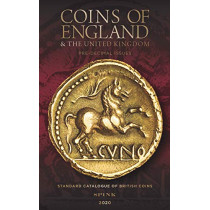 Coins of England and the United Kingdom 2020: Pre-decimal Issues, 55th Edition by Emma Howard, 9781912667208