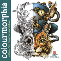 Colourmorphia: Celebrating Kerby Rosanes' Colouring Challenges by Kerby Rosanes, 9781912785056