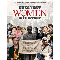 The Greatest Women in History: The remarkable women who changed our world, 9781912918072