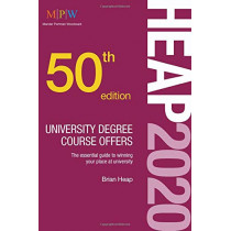 HEAP 2020: University Degree Course Offers by Brian Heap, 9781912943104