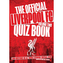 The Official Liverpool FC Quiz Book Volume 2, 9781913362683