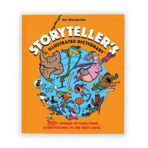 Storyteller's Illustrated Dictionary: 1000+ Words to Take Your Storytelling to the Next Level by Mrs Wordsmith, 9781916038448