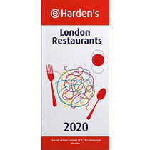 Harden's London Restaurants 2020: 29, 9781916076105