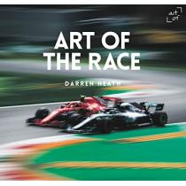 Art of the Race - V18 by Darren Heath, 9781916156708