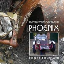 Phoenix by Roger Fountain, 9781916160002