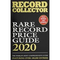 Rare Record Price Guide 2020 by Ian Shirley, 9781916421905
