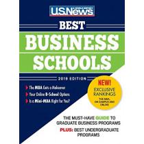 Best Business Schools 2019 by U S Report, 9781931469890