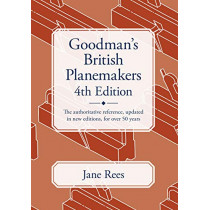 Goodman's British Planemakers by Jane Rees, 9781931626446