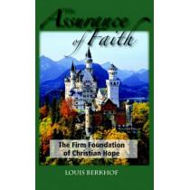 The Assurance of Faith by Louis Berkhof, 9781932474527