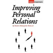 Improving Personal Relationships by Marta Merajver-Kurlat, 9781934978245