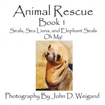 Animal Rescue, Book 1, Seals, Sea Lions And Elephant Seals, Oh My! by John D Weigand, 9781935118213