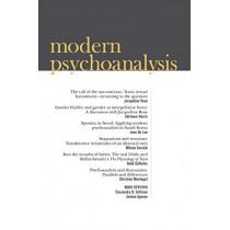 Modern Psychoanalysis by Faye Newsome, 9781936411603