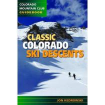 Classic Colorado Ski Descents by Colorado Mountain Club, 9781937052386