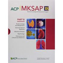 MKSAP (R) 18 Nephrology by Michael J. Ross, 9781938245572