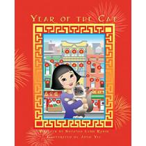 Year of the Cat by Natasha Rabin, 9781939322289