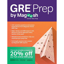 GRE Prep by Magoosh by Magoosh, 9781939418913