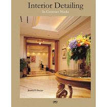 Interior Detailing: In Contract Works by ,Jimmy,F. Doctor, 9781940743691