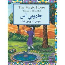The Magic Horse: English-Pashto Edition by Idries Shah, 9781944493592