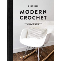 Modern Crochet: Patterns & Designs for the Minimalist Maker by Teresa Carter, 9781944515850