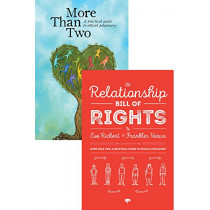 More Than Two and the Relationship Bill of Rights (Bundle): A Practical Guide to Ethical Polyamory by Franklin Veaux, 9781944934705