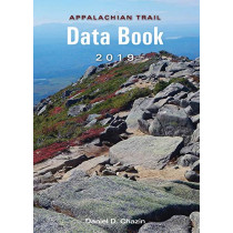 Appalachian Trail Data Book (2019) by Daniel Chazin, 9781944958060