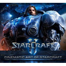 Cinematic Art of StarCraft by Blizzard Entertainment, 9781945683213