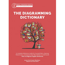 The Diagramming Dictionary: A Complete Reference Tool for Young Writers, Aspiring Rhetoricians, and Anyone Else Who Needs to Understand How English Works by Susan Wise Bauer, 9781945841385