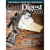 Gun Digest 2020: The World's Greatest Gun Book! by Jerry Lee, 9781946267825