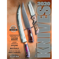 KNIVES 2020 by Joe Kertzman, 9781946267887
