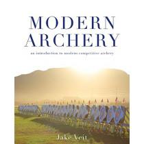 Modern Archery by Jake Veit, 9781947309234