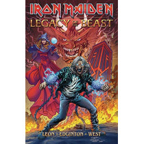 Iron Maiden Legacy of the Beast Volume 1 by Llexi Leon, 9781947784079